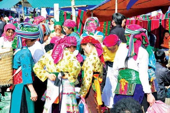 Mùa lễ hội miền thượng du