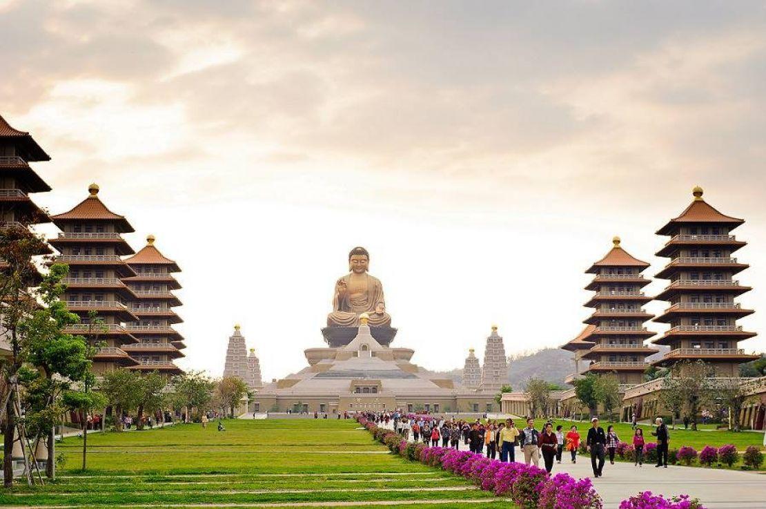 Đài Loan - Cao Hùng - Nam Đầu - Đài Trung -Đài Bắc