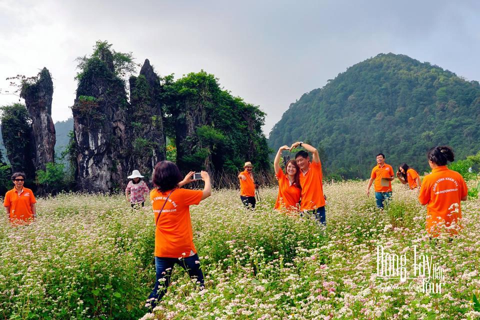 TOUR LỄ 30/4: ĐÔNG BẮC: HÀ GIANG- SÔNG NHO QUẾ- SÔNG GÂM