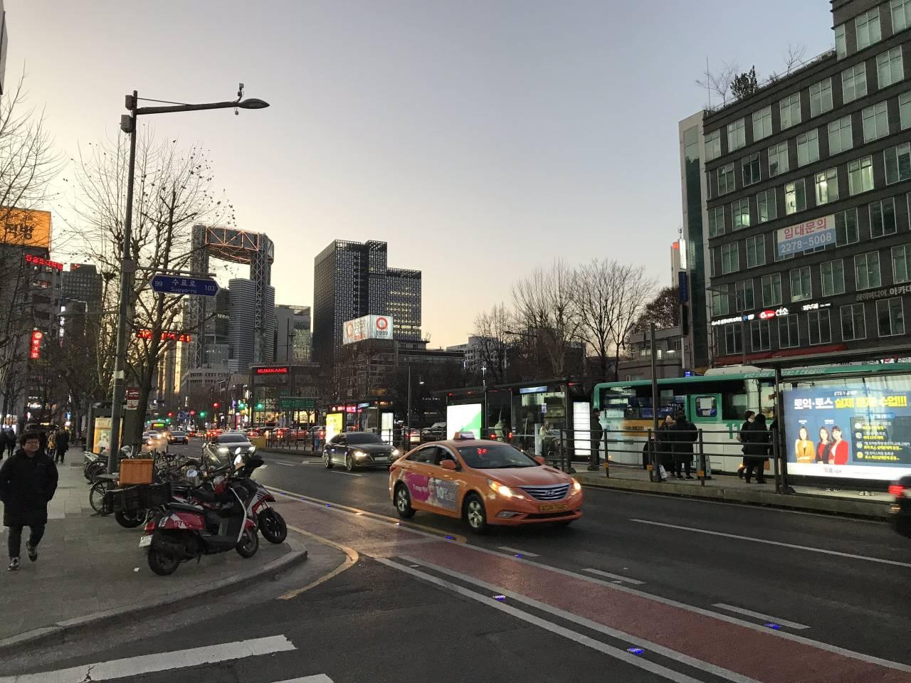HÀN QUỐC: SEOUL - NAMI - EWHA